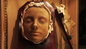Mary Queen of Scots, death mask