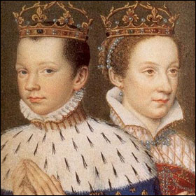 Mary Stuart and Francois II