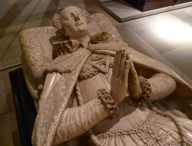 Tomb of Mary Queen of Scots