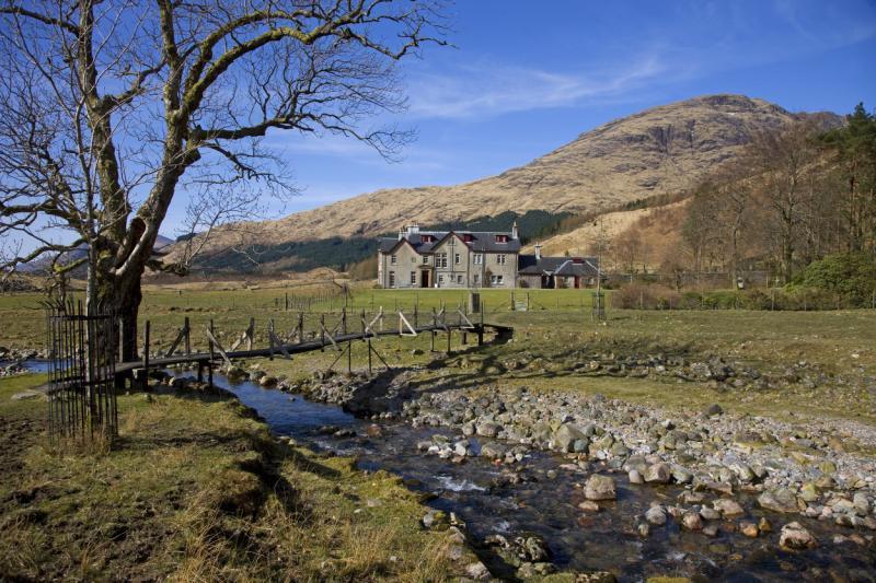 Dalness Lodge