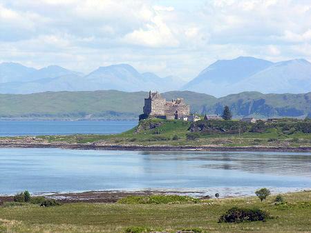 Duart Castle, siège du clan Maclean