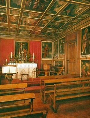 Chapelle de Glamis