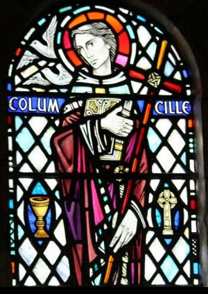 Saint_Columba iona abbey