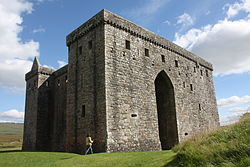 Armstrong - Hermitage Castle