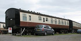 Camping coach, Ballachulish railway