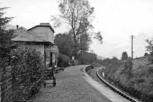 Ballachulish Ferry Station, Ballachulish railway