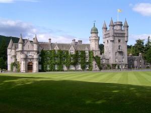 Scots Baronial - Balmoral Castle