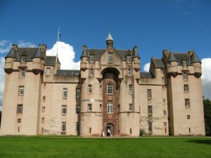Scots Baronial - fyvie Castle, photo by Mike and Kirsty Grundy