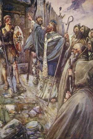 Celtic Christians: St Colomba