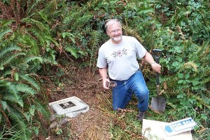 Geocaching founder, Dave Ulmer