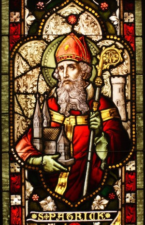 Celtic christians: St Patrick