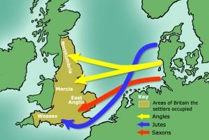 Celtic influence on England