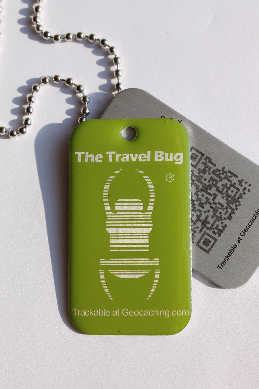 Travel Bug: Geocaching: What's The Game Then?