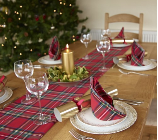Celebrate Scottish Christmas 25th December Highland Titles