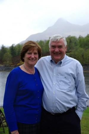 Frances and Ken Gibbs