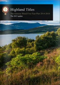 Highland Titles 5-Year Plan