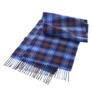 Highland Titles Tartan Scarf