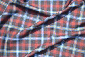 Highland Titles Pure Wool Tartan Fabric