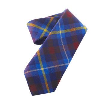 Highland Titles Tartan Tie