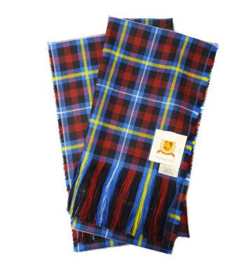 Highland Titles Tartan Stole