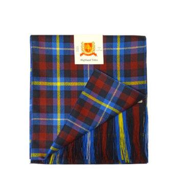 Highland Titles Tartan Sash