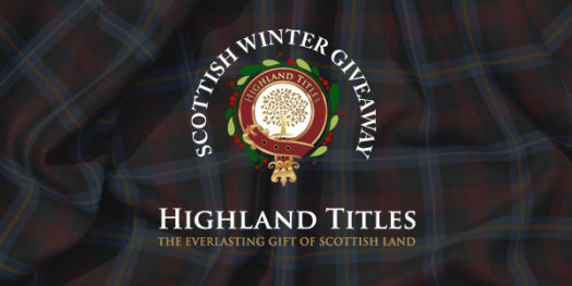 Highland Titles Winter Giveaway