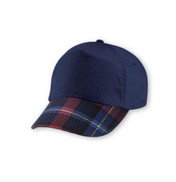 Highland Titles Tartan Baseball Cap