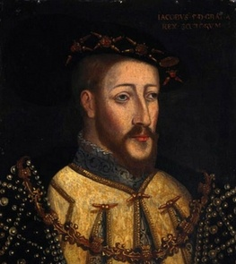 The Monarchs Of Scotland James V