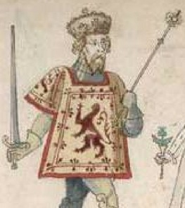 The Monarchs Of Scotland Robert II