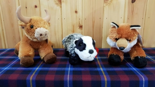 Highland Titles February Update From The Reserve Cuddly Toys