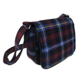 Tartan Shoulder Bag