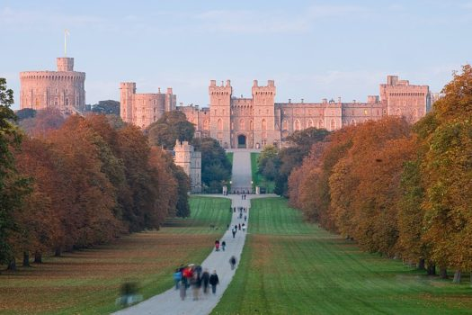 English & Welsh Castles: Guide to England and Wales' Castles