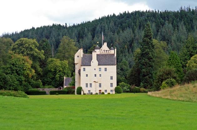 Aboyne Castle, Aberdeenshire