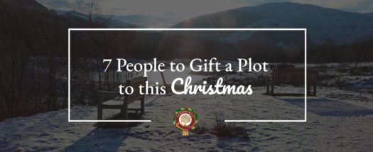 7 People to Gift a Highland Titles Plot To This Christmas