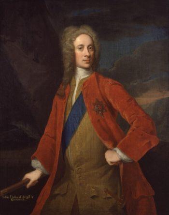 John Campbell, 2nd Duke of Argyll