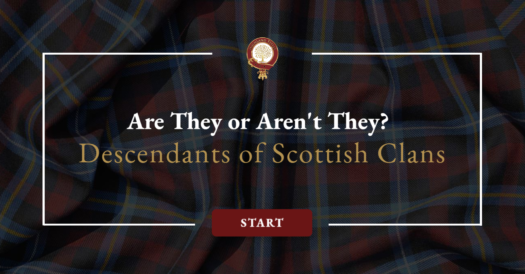 Are These Celebrities Descendants of Clans?