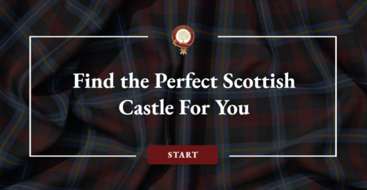Find the Perfect Scottish Castle For You