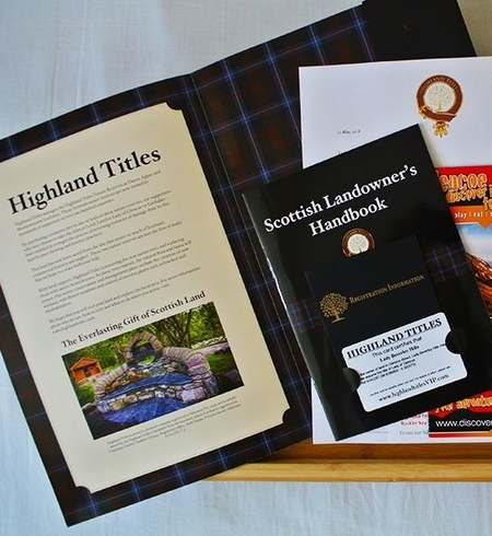 Highland Titles Gift Pack