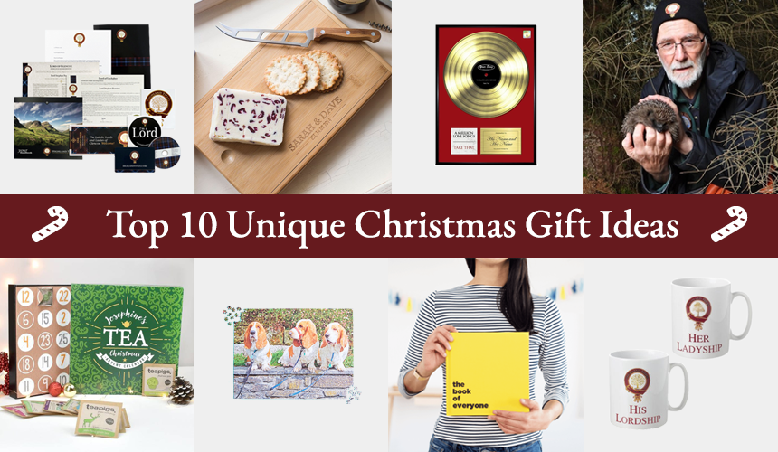 Top 10 Unusual Christmas Gifts