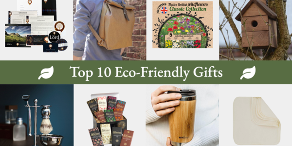 Top 10 Eco-Friendly Gift Ideas