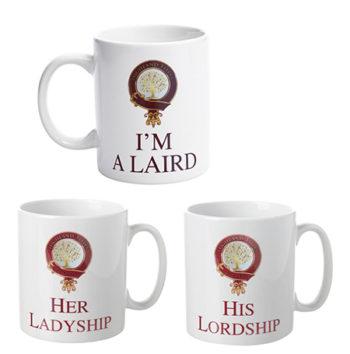 Highland Titles Scottish Mug