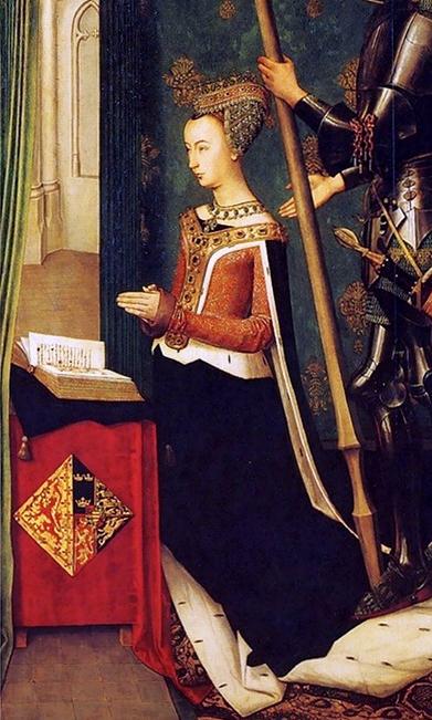Queen Margaret of Scotland (1456-1486)