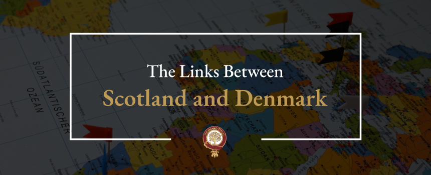 The Links Between Scotland and Denmark