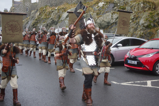 Jarl Squad - Up Helly Aa, Lerwick