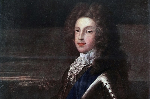 James Francis Edward Stuart, the Old Pretender.