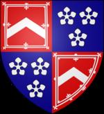 Das Wappen des Grafen von Wigton