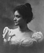 Princess Kaiulani in 1897