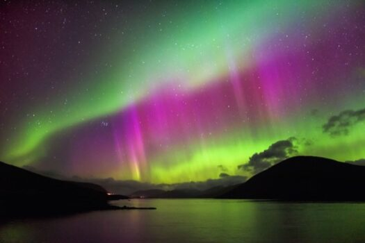 The Northern Lights (And 7 of the best places to view them!)