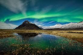 he Northern Lights