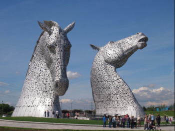 The Kelpies: Supernatural Shapeshifters to Spectacular Sculptures